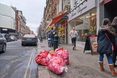 20160221-13-06-27-DSC04728 (fitzrovialitter) Tags: street england urban london girl westminster trash geotagged garbage fitzrovia none unitedkingdom camden soho streetphotography documentary litter bloomsbury rubbish environment mayfair westend flytipping dumping cityoflondon marylebone captureone gpicsync peterfoster westendoflondon fitzrovialitter followthisroute