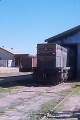 7701A-07 (Geelong & South Western Rail Heritage Society) Tags: last australia victoria goods aus tclass beechworth