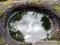 MS fe sentier des demoiselles de pierre (vosgesphotos) Tags: miroir fe sentier cupule mollkirch demoisellesdepierre
