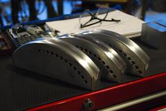 ".625"", .750"", .875"" x 5.375"" Radius Die's (44 Bikes) Tags: titanium tool 44bikes bendingdie"
