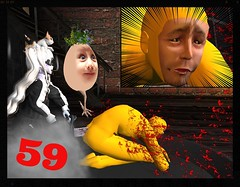 10059BARI Quartz (dorothymagic) Tags: cafe kill egg chainsaw horror 59
