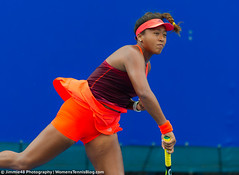 Naomi Osaka (Jimmie48 Tennis Photography) Tags: sport australia brisbane tennis 2016 brisbaneinternational naomiosaka