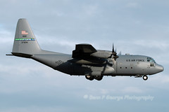 C130E-POPE-63-7834-9-12-07-RAF-MILDENHALL (Benn P George Photography) Tags: pope rafmildenhall c130e 91207 c32b 024452 637834