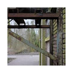 ** (ha*voc) Tags: urban digital entropy bokeh urbandecay rusty zaandam urbanfragments hembrug fujifilmx100s
