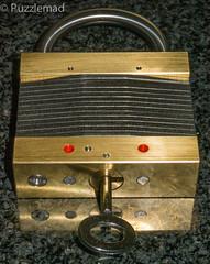 Popplock T10 Bottom (kevinmsadler) Tags: lock puzzle