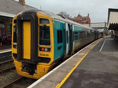 Photo of 158839 at Newtown