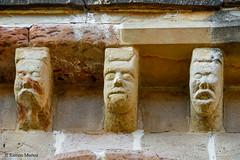 DSC0231 Santa Mara de Eunate, siglo XII, Navarra (ramonmunoz_arte) Tags: santa de arte xii mara navarra templarios siglo romnico eunate