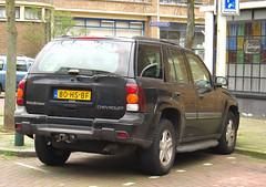 2001 Chevrolet TrailBlazer 4.2 LT Premium (rvandermaar) Tags: 2001 chevrolet trailblazer 42 lt premium chevrolettrailblazer sidecode6 80hsbf rvdm