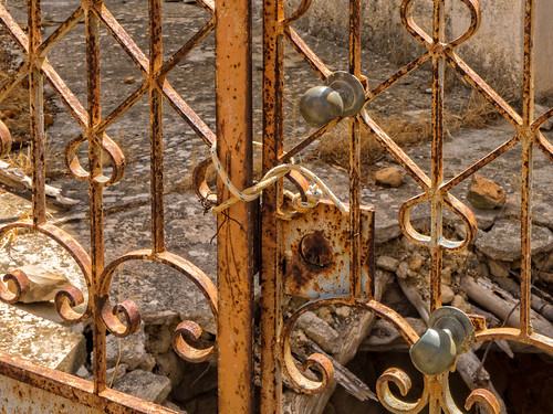 Rusted Gate