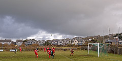 St Just 14, Porthleven 0, Cornwall Combination League. February 2016 (darren.luke) Tags: st landscape football cornwall just fc grassroots cornish porthleven nonleague