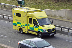 CK14 TVL (Emergency_Vehicles) Tags: training ambulance driver service welsh ck14tvl