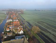 Waterland-Zuiderwoude (2) (de kist) Tags: thenetherlands aerial kap waterland zuiderwoude