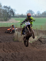 Newport Motocross Track practice day. (David Fergus, Photographer) Tags: copyright david nikon photographer sigma telford newport motorcycle dirtbike fergus motocross staffordshire motorsport scrambler burntwood 50150mm d5200 davidfergus cruddington