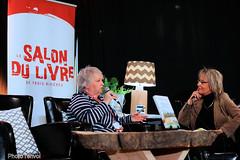 salon du livre de Trois-Rivières (photolenvol) Tags: delta troisrivieres lecture livre auteur dedicace salondulivre sltr