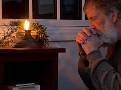 """prepare"" (Chimmih) Tags: focus prayer prepare oillamp"