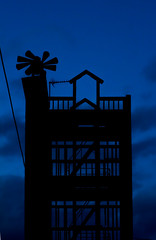 Architect's Dream (Rookipix) Tags: blue sky cloud france me architecture night reflections photography nikon photographie creative moi lucas architect guillaume ideas mes feelings helios ides crative my motions rflexions d5300 rookipix