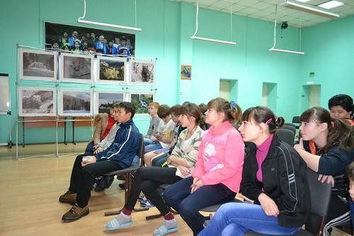 Цикл занятий о Байкале