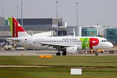 CS-TTO Airbus A319-111 TAP Air Portuga