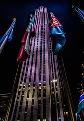 Rockefeller Centre (mdavies149) Tags: newyork skyline nikon cityscape manhattan nightlife rockefellercentre topoftherock d600 michaeldavies