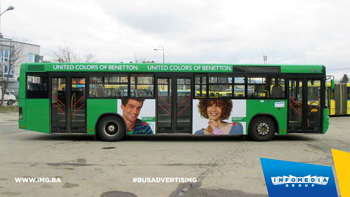 Info Media Group - Benetton, BUS Outdoor Advertising, Sarajevo 03-2016 (4)