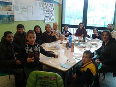 """16.03.06 dopo la Messa incontro famiglie di 2 elem e pranzo (1) • <a style=""""font-size:0.8em;"""" href=""""http://www.flickr.com/photos/82334474@N06/25762666855/"""" target=""""_blank"""">View on Flickr</a>"""