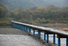 佐田沉下橋