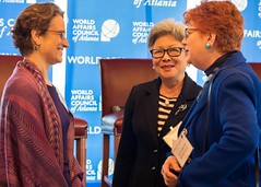 WACA Women's Breakfast_March 08, 2016-16 (World Affairs Council of Atlanta) Tags: atlanta joyce waca georiga internationalwomensday march8 2016 careinternational agnesscottcollege worldaffairscouncil womensbreakfast cityclubofbuckhead michellenunn elizabethkiss