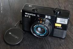 Mamiya EF2 (René Maly) Tags: camera mamiya cameraporn ef2 camerawiki renémaly