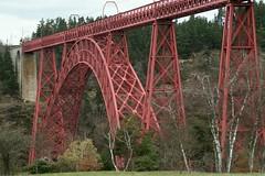 iconic bridges in France (Christopher DunstanBurgh) Tags: normanfoster gustaveeiffel viaducdemillau viaducdegarabit