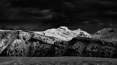 Verena 01 (Conte17) Tags: bw montagne eos neve monte asiago marzo verena 50d rroana