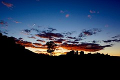 Sedona Sunset (withUibelong) Tags: sunset sedona az redrocks cathedralrock sunset17