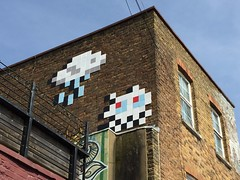 Invader in Camden Town (Matt From London) Tags: streetart spaceinvader invader camdentown