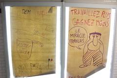 Affiches manifestation RER (Tit_Tonio) Tags: b el travail manuel françois manif manifestation ratp rer urgence état sncf loi hollande valls etat rerb durgence khomri komhri