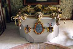 St. Kilian, Bedheim, Schwalbennestorgel (palladio1580) Tags: thringen kirche thueringen organ organo barock orgel orgue bedheim schwalbennestorgel sdthringen