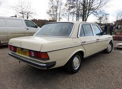1983 Mercedes 230E Auto (Spottedlaurel) Tags: mercedes w123 230e