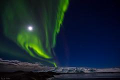 Aurora Borealis (Daniel.Peter) Tags: night island iceland nacht northernlights auroraborealis polarlicht nordlicht dpe3x