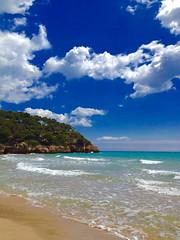 Paradise! (Tibor C.G.) Tags: beach playa tarragona platja lamra