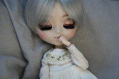 Sweetness. (Juju DollPassion) Tags: doll dolls sweet wig chan nana pullip custom custo nanachan