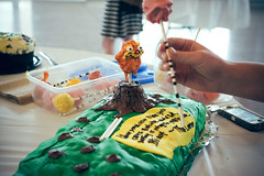 The Lorax (Hopkins Rare Books, Manuscripts, & Archives) Tags: drseuss lorax ediblebookfestival cakepop readitandeatit