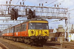 SCOTRAIL SPT 303010 (bobbyblack51) Tags: electric all glasgow transport scotrail class 1998 types spt unit 303 of 303010