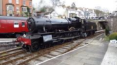 GWR 7800 Manor Class 4-6-0 (Milton00147) Tags: railway llangollen steamlocomotives manorclass