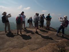 On the edge (Jackie & Dennis) Tags: kerala munnar rwh ramblersworldwideholidays lakshmihills