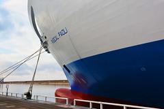 Etrave (Dorian Duplex) Tags: ferry de soleil marseille bateau ajaccio lever equipage coque traverse