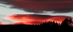 Sunset (RPahre) Tags: sunset panorama cloud silhouette pano yellowstonenationalpark yellowstone wyoming
