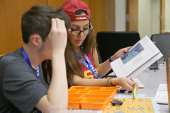 NCAS Spring 2016 at NASAJPL (NASAJPL) Tags: stem education space engineering science nasa pasadena communitycollege robotics jpl workshops ncas nasajpl spring2016 jpledu