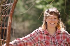 DSC_0132 (Michael P Bartlett) Tags: girls woman portraits women dof blondes farmgirl bokey