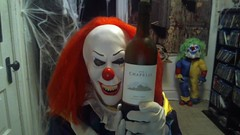 Penny - Reviews - IT - The Movie - (Bradley Thomas Enfield) Tags: circus clown it horror movies clowns pennywise slasher