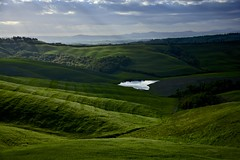 Today morning (Antonio Cinotti ) Tags: italy landscape spring nikon italia hills tuscany siena toscana rollinghills paesaggio colline cretesenesi asciano campagnatoscana d7100 nikon1685 vescona nikond7100