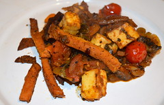 Peneer Curry with Sweet Potato Fries (Tony Worrall Foto) Tags: uk england food english make menu yummy nice with yum dish photos sweet tag cook tasty plate eaten curry things images x made eat potato foodporn add fries meal taste dishes cooked tasted grub iatethis foodie flavour plated foodpictures ingrediants picturesoffood photograff foodophile 2016tonyworrall peneer