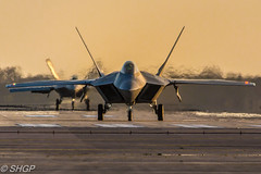 F-22A Raptor, RAF Lakenheath (SHGP) Tags: canon suffolk flickr fighter force outdoor air united jet royal sigma raptor stealth f22 states usaf raf pl lakenheath 18200mm f22a usafe 700d